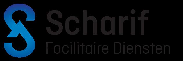 Scharif Logo liggend web-01